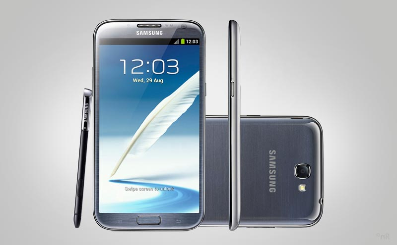 Galaxy Note II LTE N7105